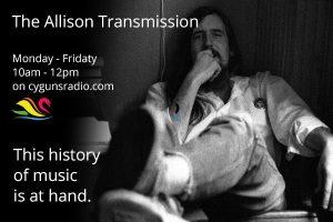 The Allison Transmission on Cynus Radio
