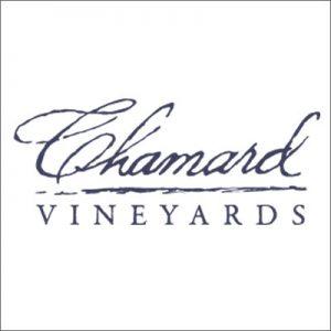 Hugh and Dana @ Chamard Vineyards